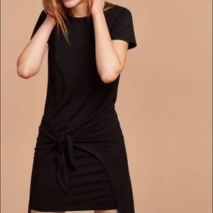 Wilfred free bair dress sz m in black
